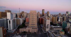 Braamfontein suburb
